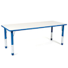Valencia Rectangular 6 Seater Table  small