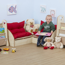 Toddler Reading Corner Seating  medium