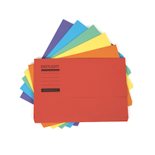 Heavyweight A4+ Document Wallets 25pk  medium