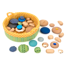 Pebble Collection Basket  medium
