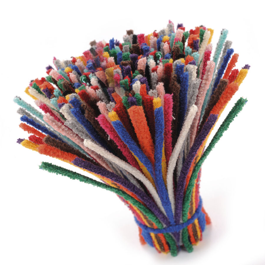 buy pipe cleaners assorted 250pk tts international