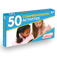 Comprehension Activity Cards  medium