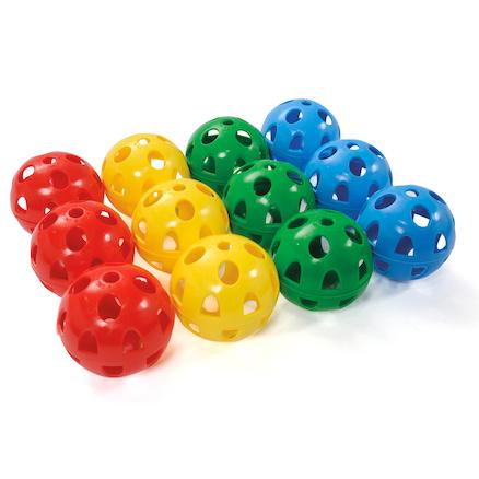 Air Flow Perforated Balls 12pk