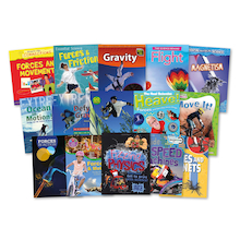 KS2 Forces and Motion Books 15pk  medium