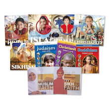 KS1 Faith and Religion Books 10pk  medium
