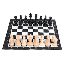 Large Outdoor Garden Chess Game with Chessboard  medium