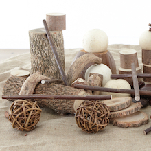 Natural Materials Wooden Collection  medium