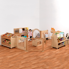 Playscapes Baby Enclosure Zone  medium