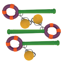 Swing and Catch Foam Loop and Ball 3pk  medium