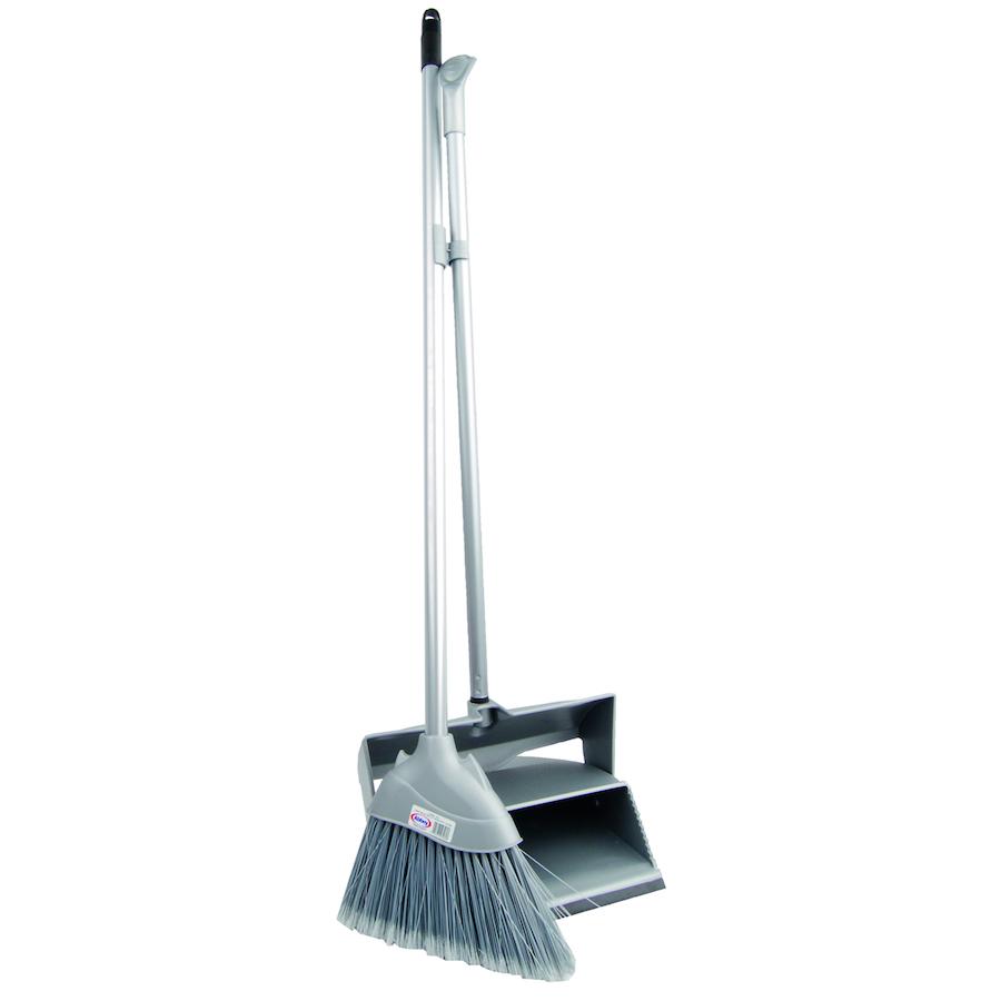Buy Long Handled Dustpan and Brush Set TTS International
