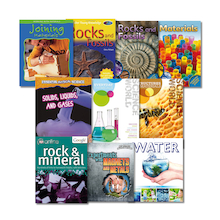 KS2 Exploring Materials Books  medium