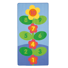 Hopscotch Mat L2 x W1m  medium