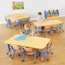 Copenhagen Furniture Classroom Sets  medium