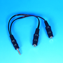 Headphone Splitter Lead  medium