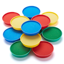 Stamping Bowls and Sponges 12pk  medium