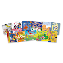 Learning To Count Maths Books 10pk  medium
