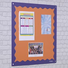Pin Panelz Noticeboards With Border  medium
