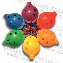 Ocarina Musical Instrument  medium