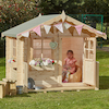 Log Cabin Playhouse  small