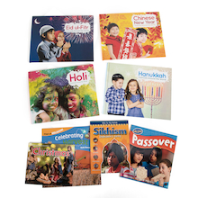 Holidays Festivals and Celebration Books 8pk  medium