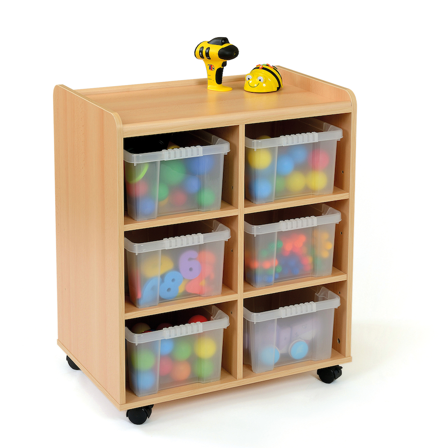 Merveilleux Safe Sturdy Tray Storage Units With Deep Trays