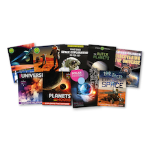 Earth and Space Book Packs KS2  medium