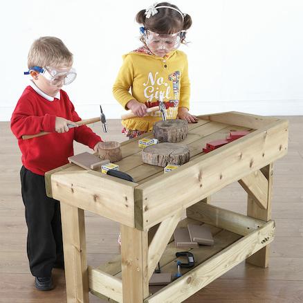 Awesome Buy Outdoor Wooden Work Bench Tts International Short Links Chair Design For Home Short Linksinfo