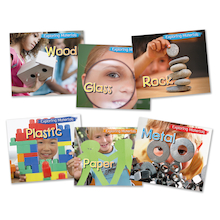 Exploring Materials Books 7pk  medium
