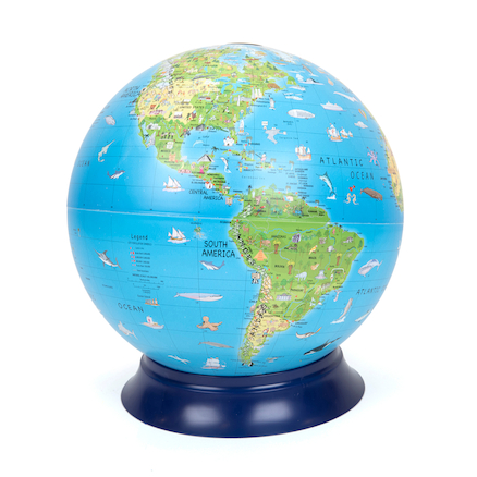 Activity Discovery Globe  large
