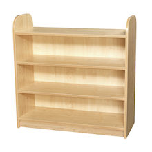 Kubbyclass Shelf Unit with Back  medium