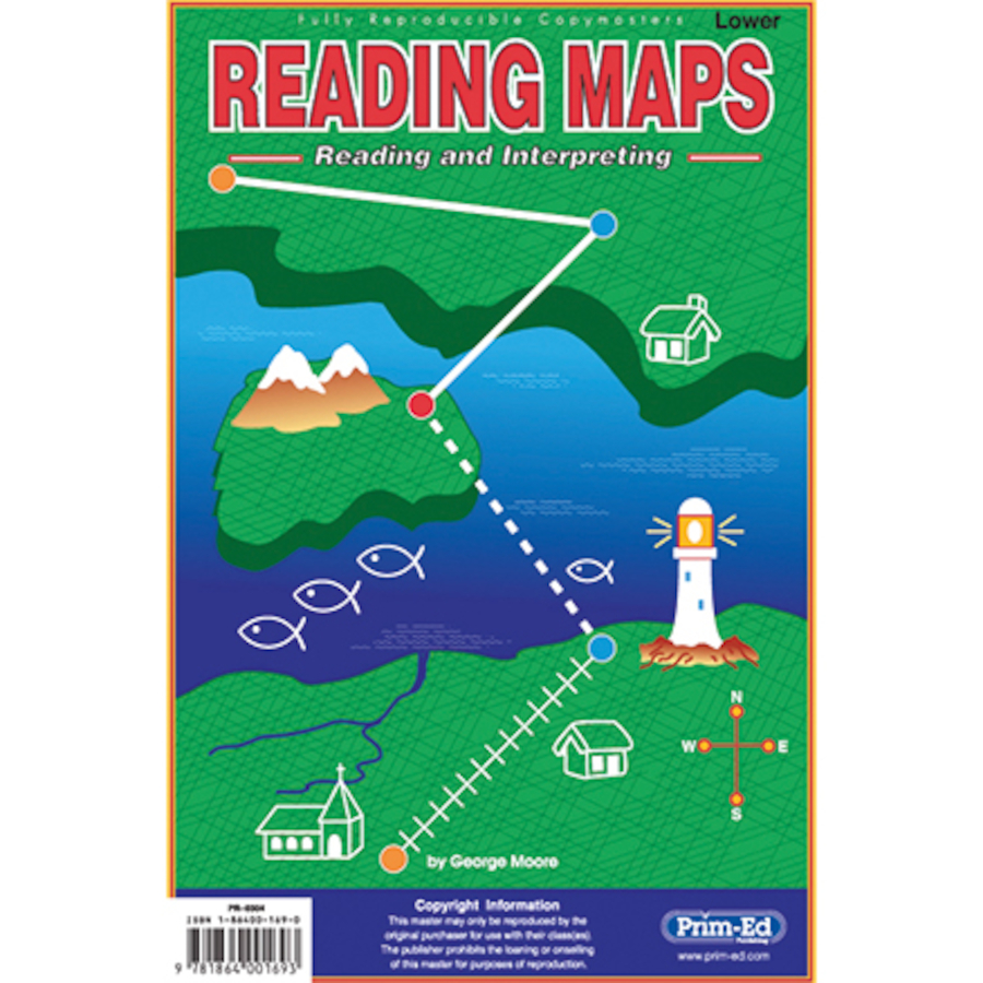 510a42d3337 Buy Developing Map Reading Skills Pupil Books