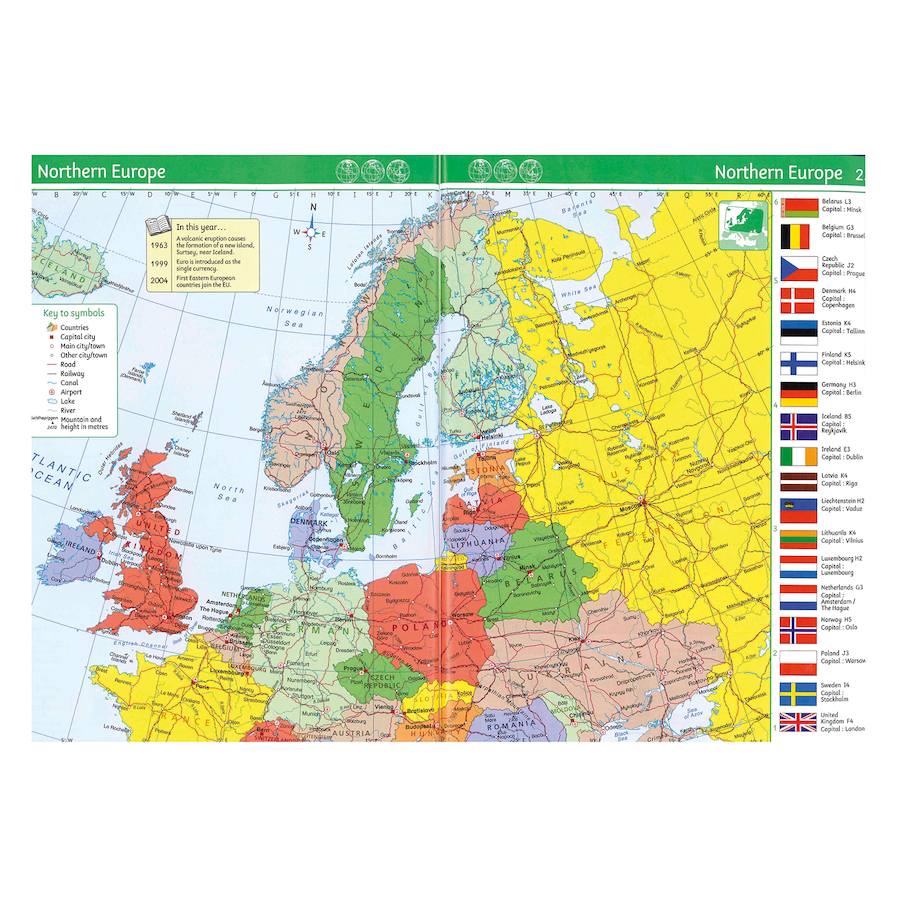 Buy collins primary world atlas tts international collins primary world atlas small gumiabroncs Images