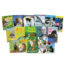 Evolution and Adaptation Book Pack KS2 16pk  medium