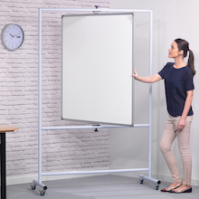 Mobile Pivot Board Non-Magnetic  medium