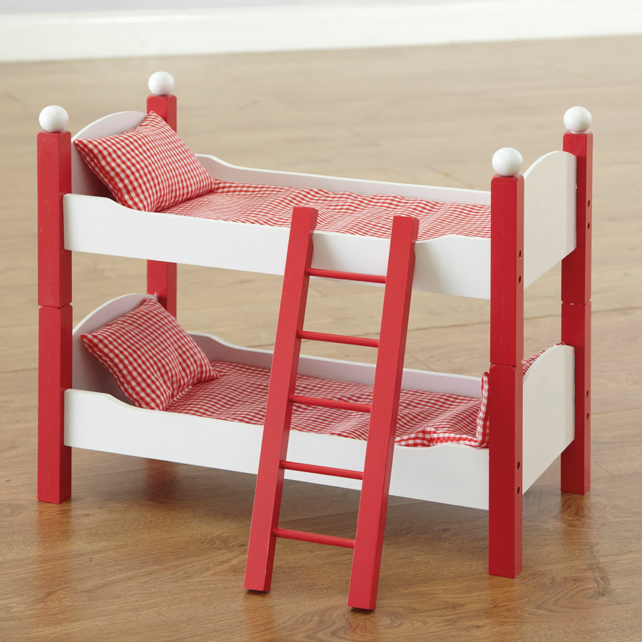 Buy Role Play Dolls Bunk Beds Tts International
