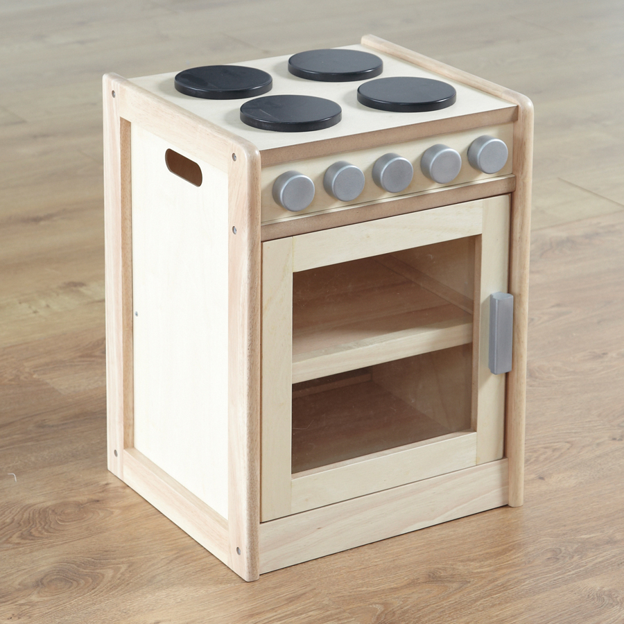 Buy Role Play Wooden Kitchen Unit Collection Tts
