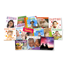 KS1 My Senses Books 12pk  medium