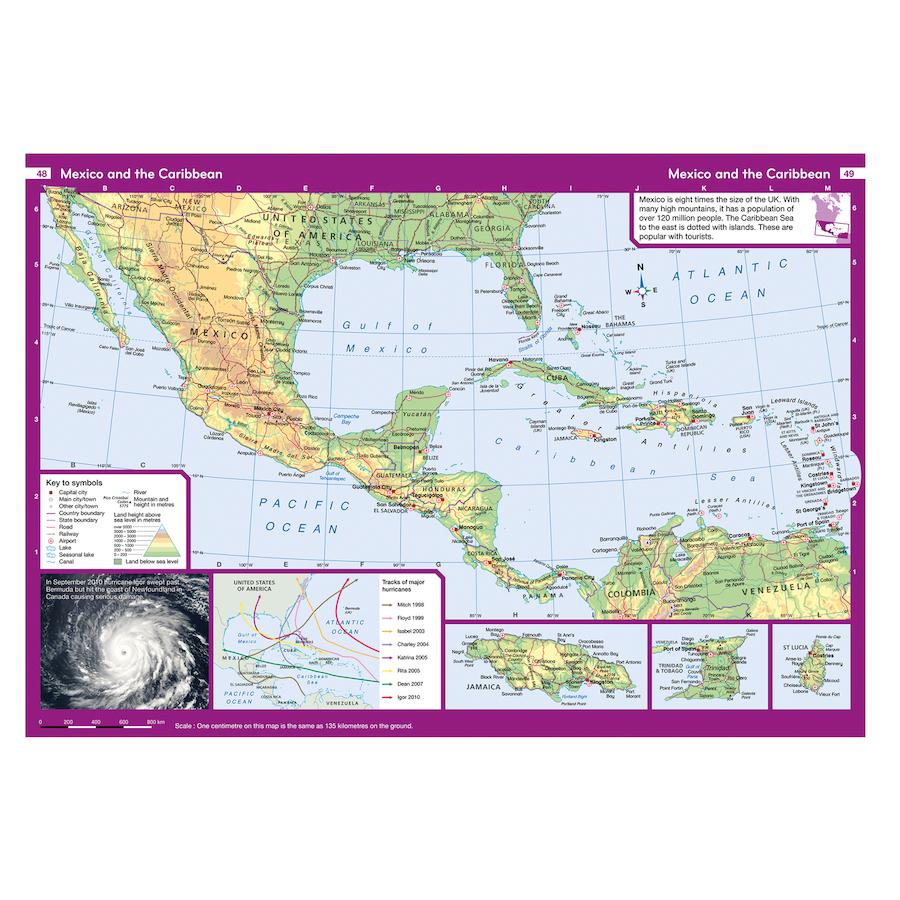 Buy collins primary world atlas tts international collins primary world atlas small gumiabroncs Gallery