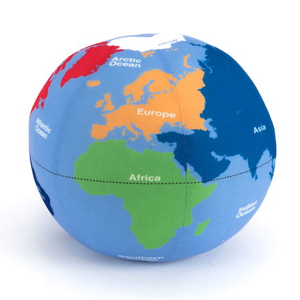 Buy Soft Early Years Globe | T...