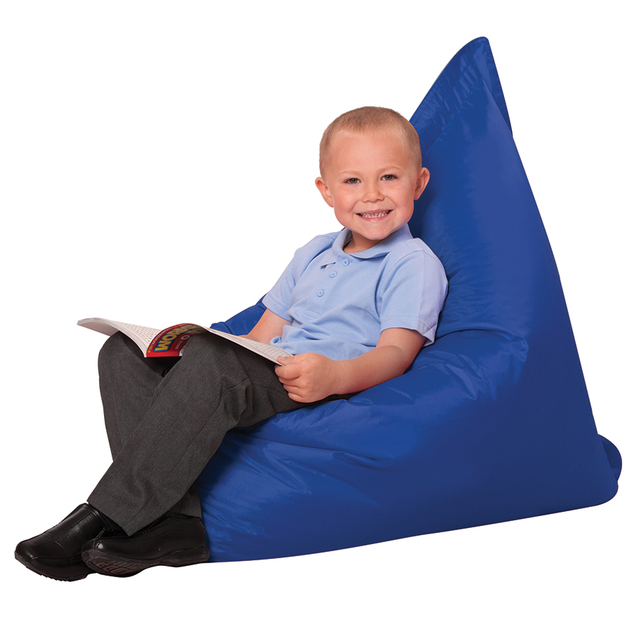 ... Children\u0027s Giant Bean Bag Floor Cushion Small ...