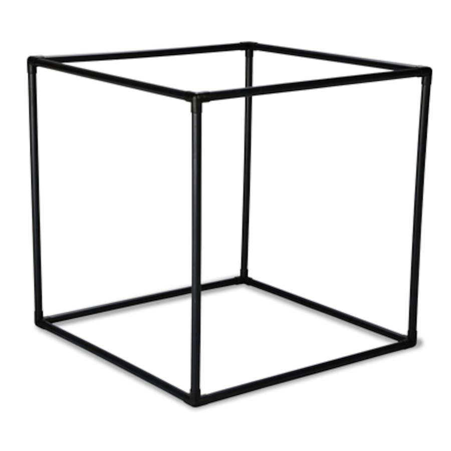 Buy Portable Creative Den Frame Cube   Free Delivery  TTS