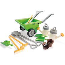 Sand, Water and Gardening Set 18pk  medium