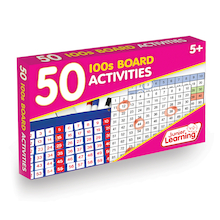 50 100s Board Activities  medium