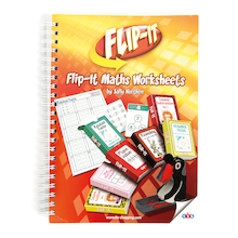 Flip-it Maths Worksheets  medium